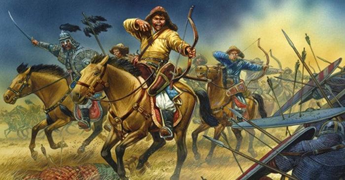 Prajurit Mongol