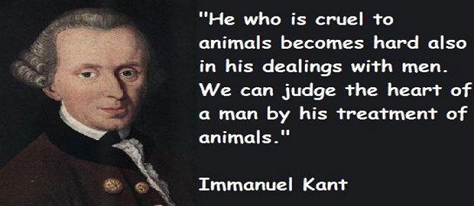 kata kata bijak Immanuel Kant