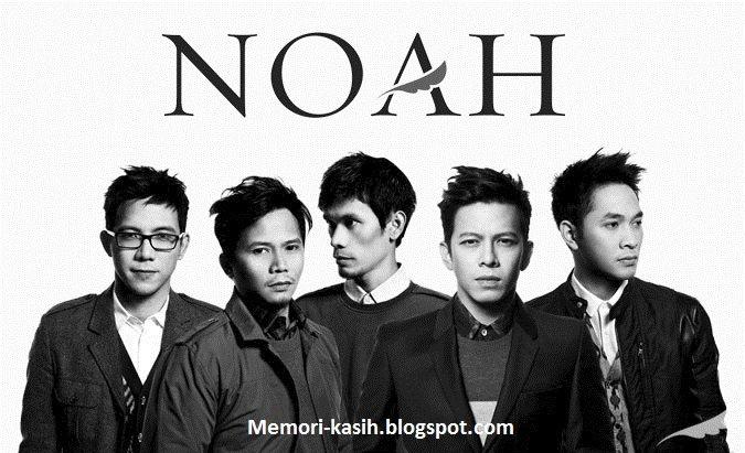 Nama Baru Peterpan, NOAH