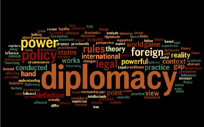 Apa yang dimaksud diplomasi multi-jalur?