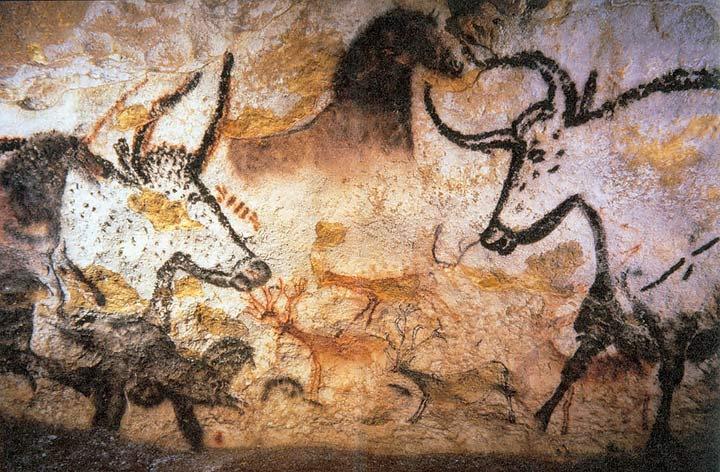 Lukisan di Gua Lascaux