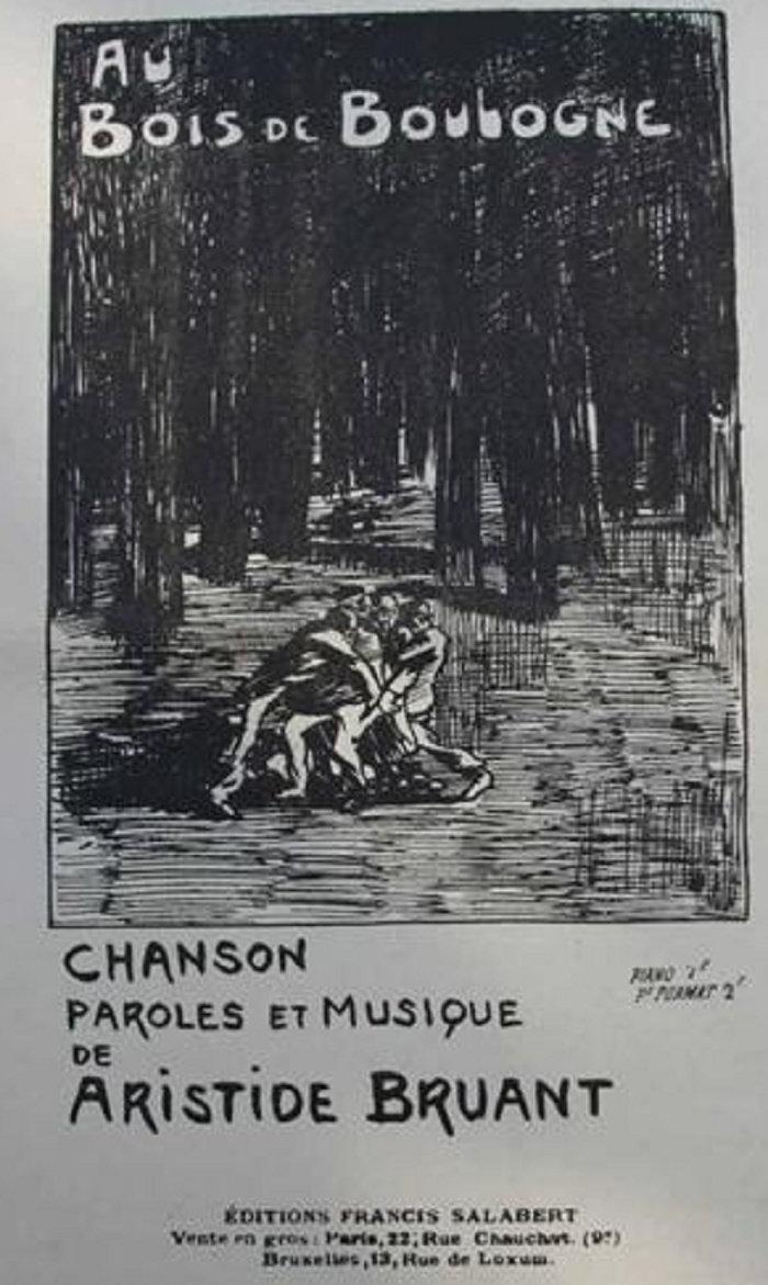 A Biribi, 1890