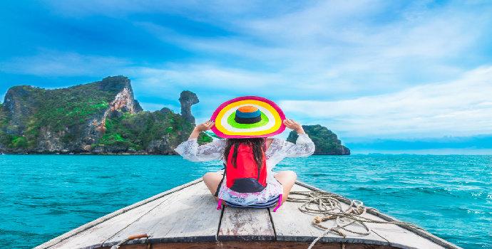 tips posting foto liburan menarik
