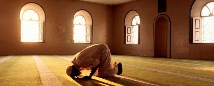 shalat tahiyatul masjid