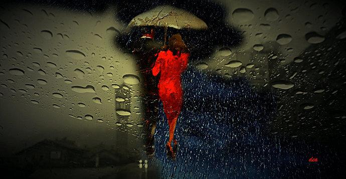 Hujan dan Kenangan