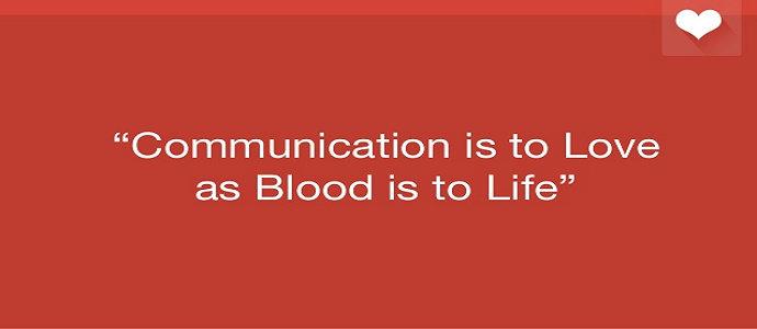 komunikasi dalam percintaan