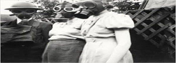 Misteri Wanita Penyebar Gas