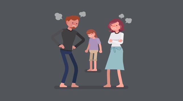 keluarga yang tidak harmonis