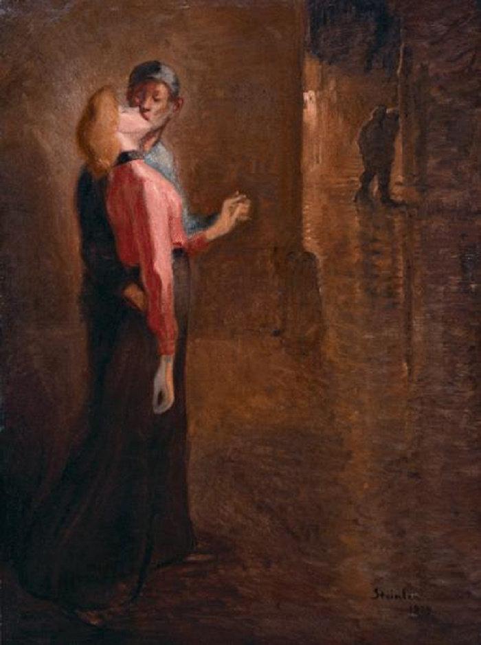 L'Idylle, 1909