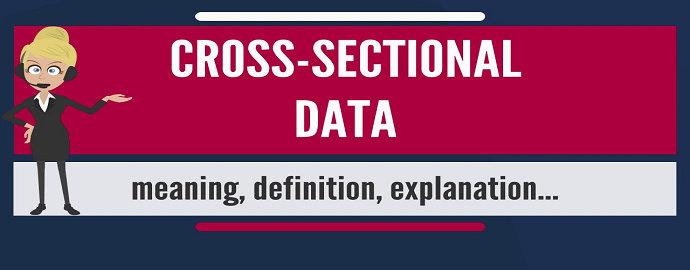 data cross section