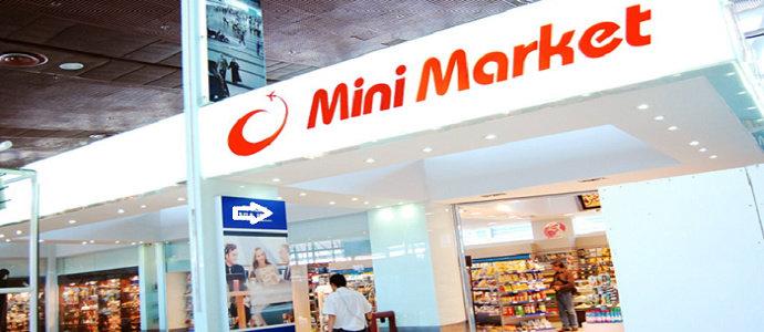 Minimarket modern