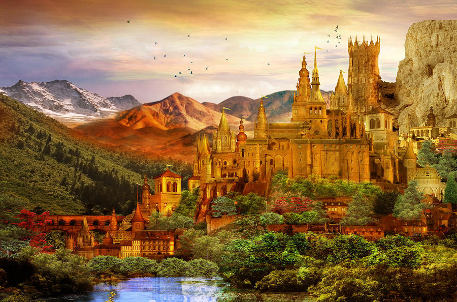 White City of Gold atau biasa disebut La Ciudad Blanca