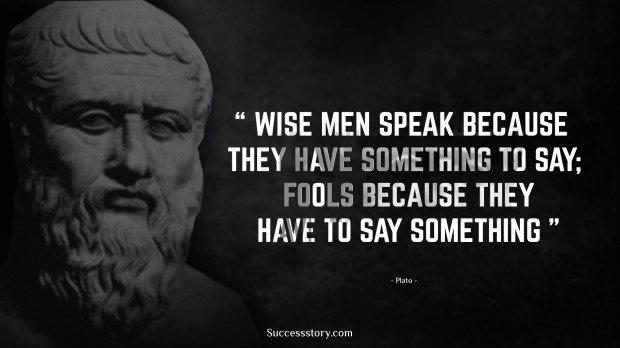 Kata-kata bijak Plato