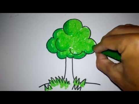 Bagaimana Menggunakan Teknik Blocking Dalam Pewarnaan Crayon Seni