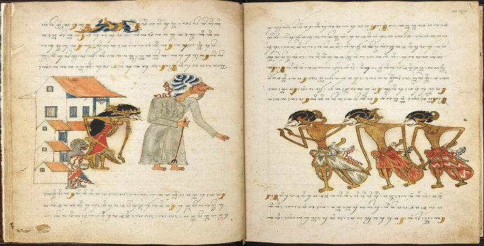sejarah perkembangan sastra jawa