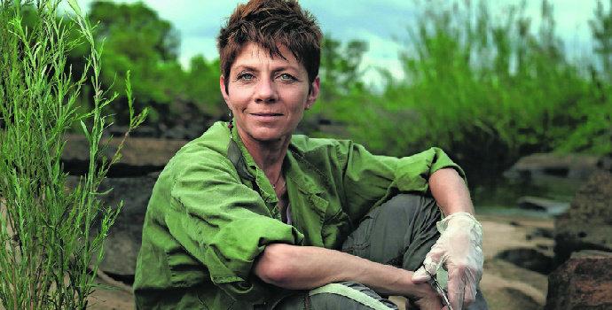 Prof. Jill Farrant.