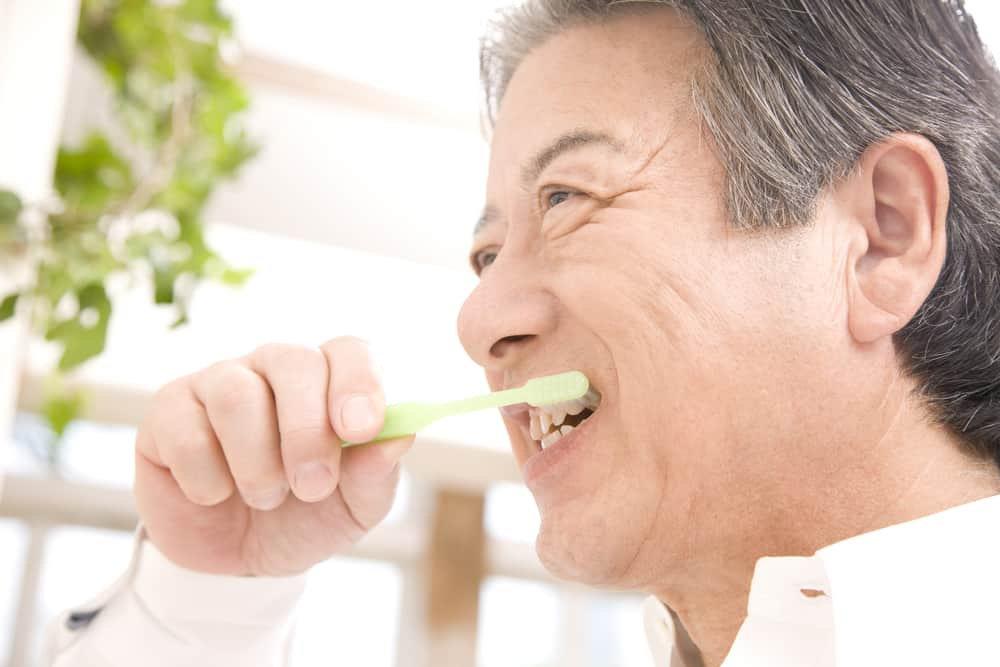 Perawatan gigi lansia