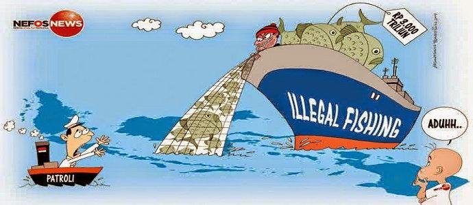 Perikanan yang ilegal