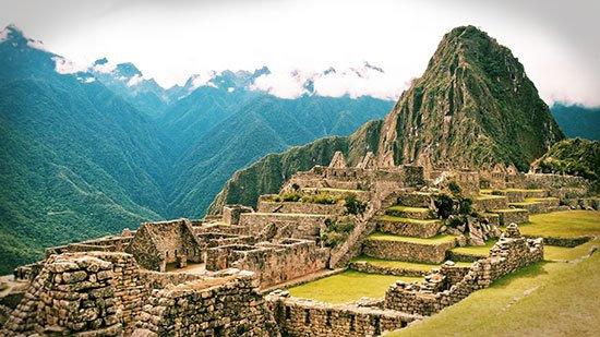 Peninggalan Suku Inca