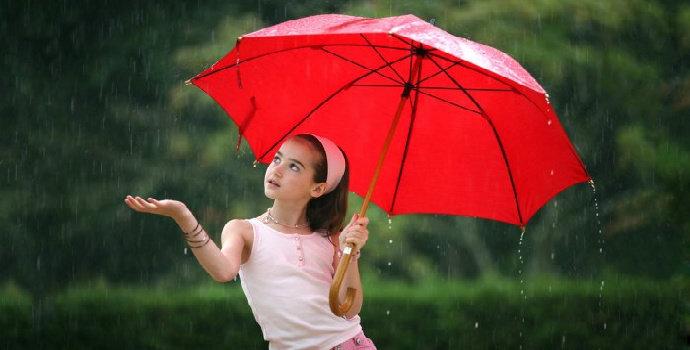 travelling saat hujan