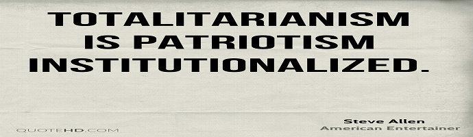 Politik Totalitarianisme