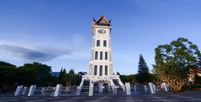 landmark indonesia