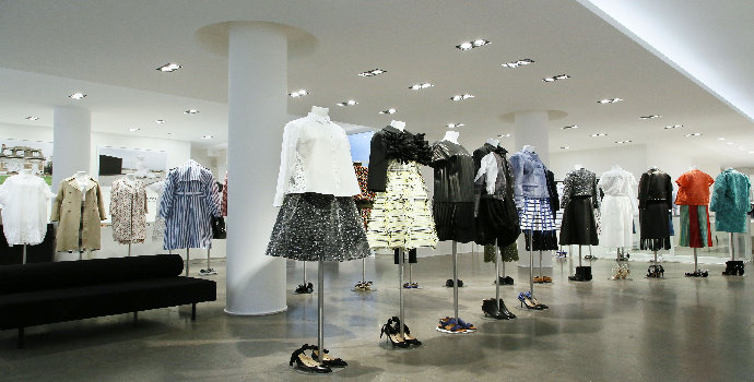 Toko online fashion