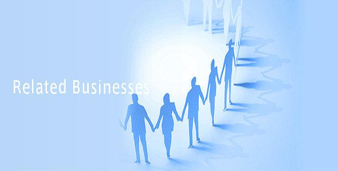 Bisnis Terkait atau Related Businesses