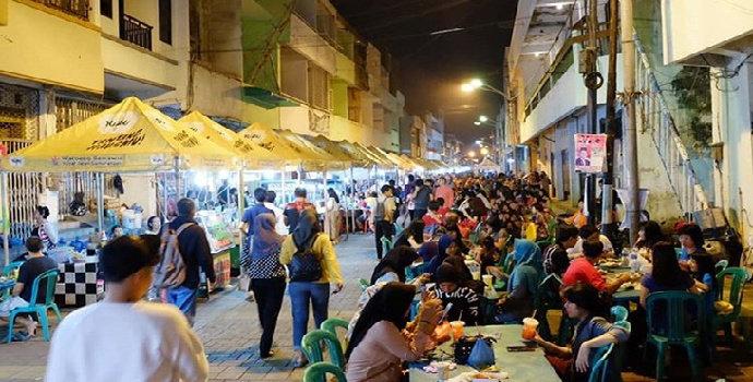 Kuliner yang bisa kita temui ketika sedang di Semarang sewaktu ramadhan