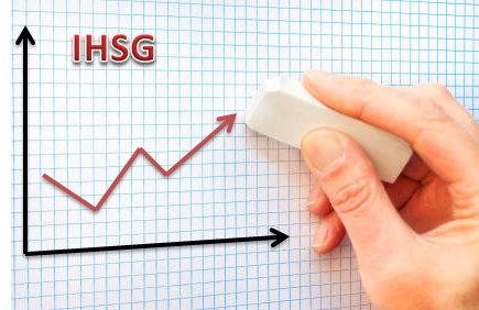 IHSG menurun