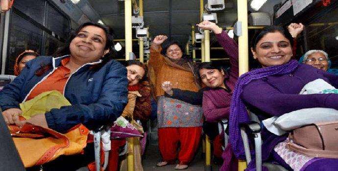 transportasi khusus wanita