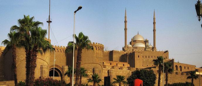Istana Salahuddin di Mesir dan Masjid Muhammad Ali