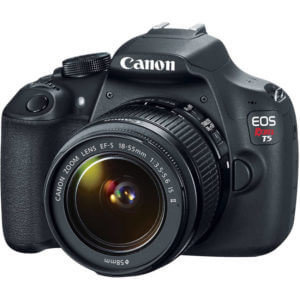 Kamera Digital Single Lens Reflex (DSLR)