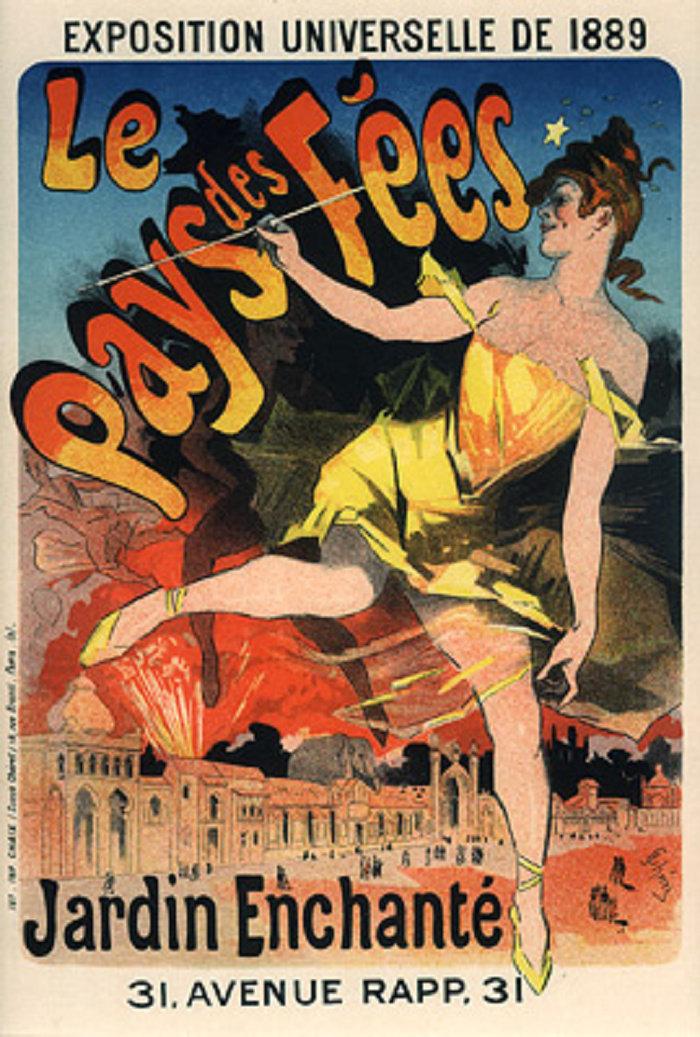 Exposition Universelle 1889, Le Pays des Feés, 1889