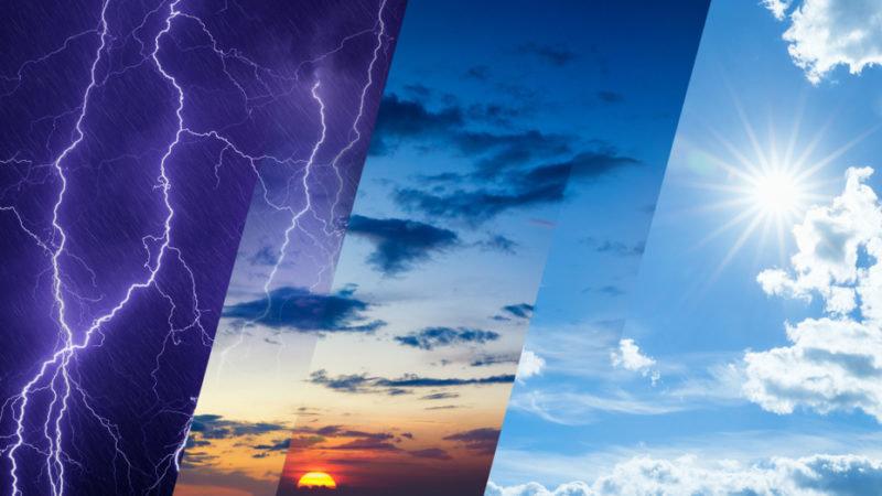 Cuaca atau weather