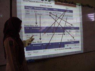 infocus proyektor untuk pembelajaran