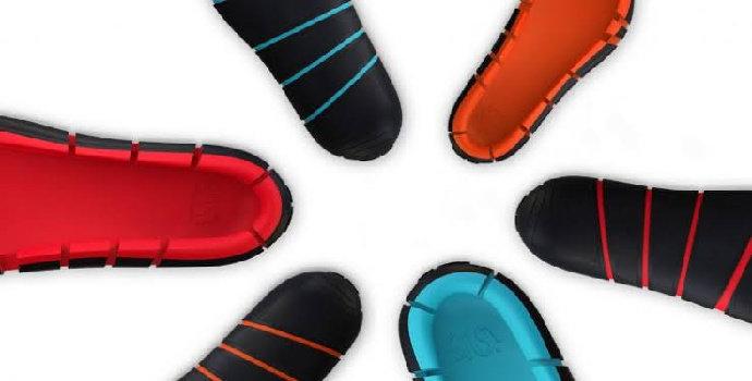 Sandal dan sepatu