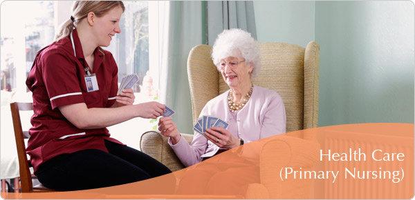 Perawat Primer atau Primary nursing