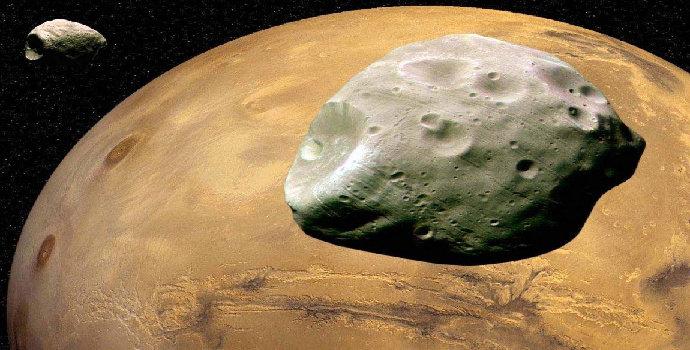 Phobos dan Deimos