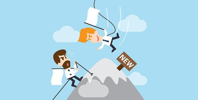 Strategi Penggerak Kedua atau Second Mover Strategy