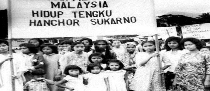Perang Indonesia - Malayasia