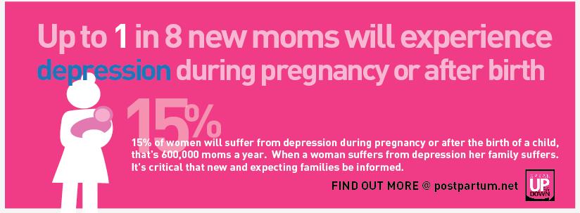 Depresi selama kehamilan