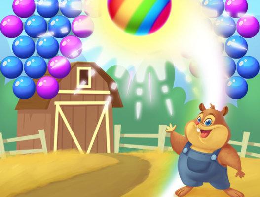 Bubble hamster