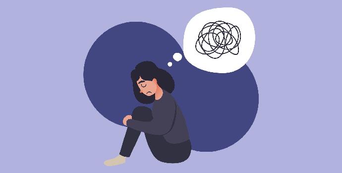 Bagaimana hubungan antara tingkat kecemasan dengan status gizi seseorang ?