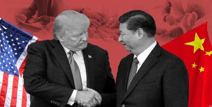 Hubungan Ekonomi Perdagangan AS dan China