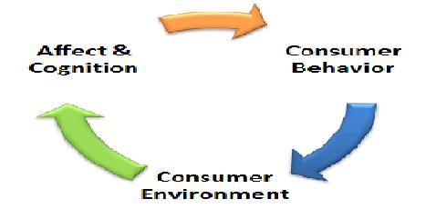 Hubungan Lingkungan Konsumen dengan Perilaku Konsumen