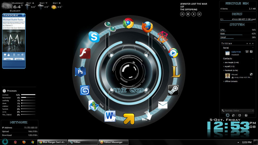 desktop_screenshot__tron_rainmeter__by_blue_ranger_suo-d5gyfon