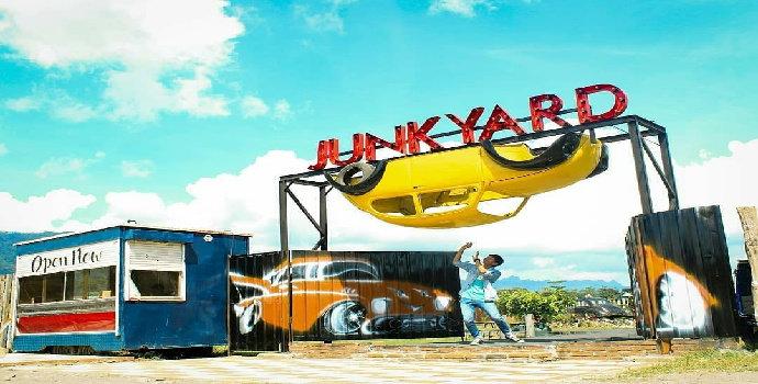 wisata Junkyard Auto Park