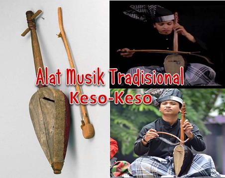 Fungsi Keso-Keso Alat Musik Tradisional Sulsel