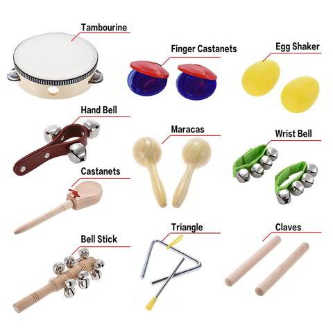 Gambar-contoh-alat-musik-ritmis